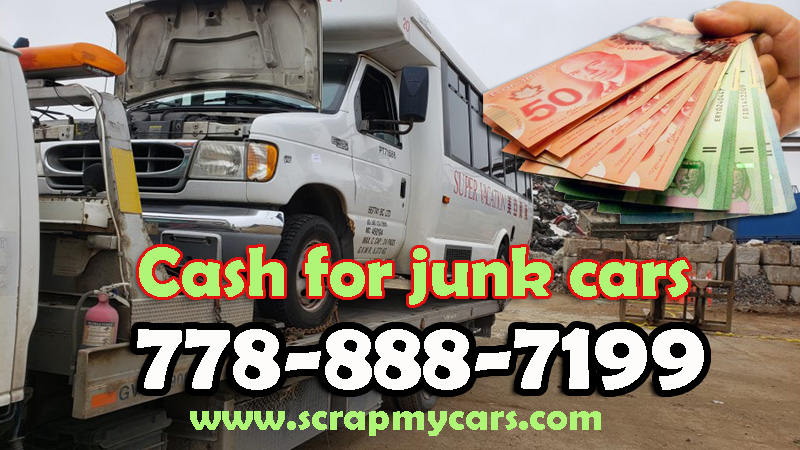 cash for junk car West Vancouver