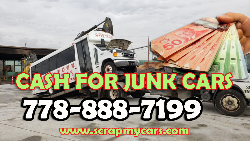 cash for junk car north vancouver