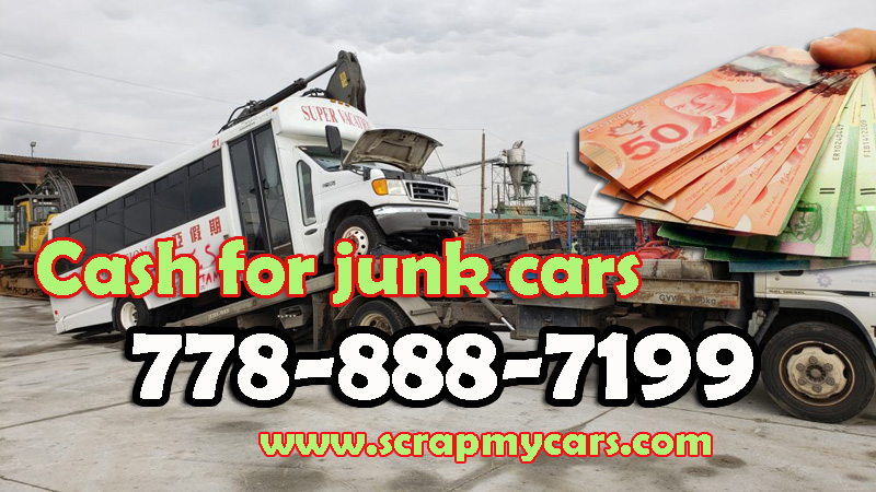 cash for junk car Port Coquitlam