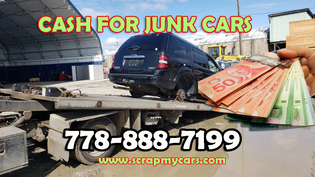 cash for junk car port moody