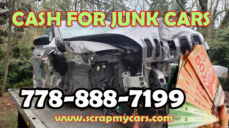 cash for scrap car in Richmond
