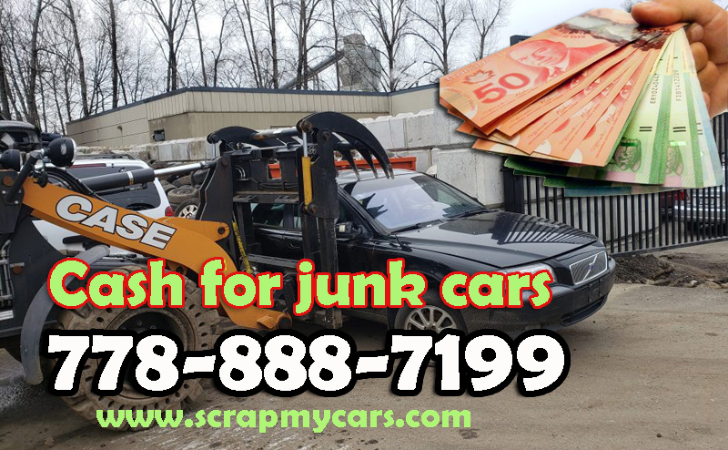 cash for junk car surrey bc
