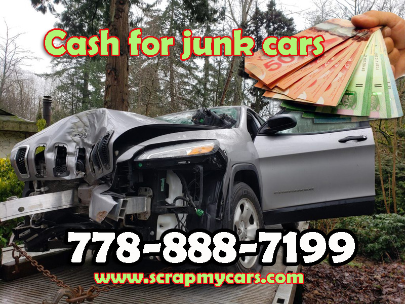 cash for junk car Coquitlam BC