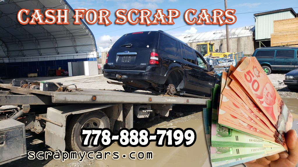 cash for cars scrap cars